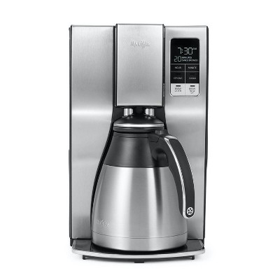 Mr. Coffee Stainless Steel 10-Cup  Programmable Coffee Maker