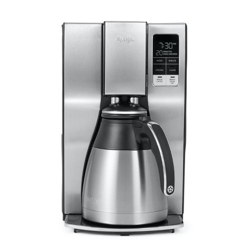 Mr. Coffee Stainless Steel 10-Cup  Programmable Coffee Maker - image 1 of 4
