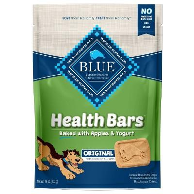 Blue Buffalo Apple and Yogurt Health Bar Dog Treats