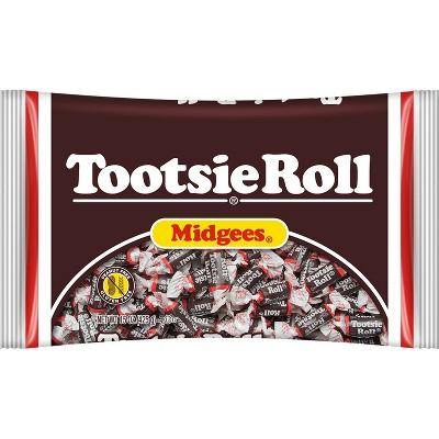 Tootsie Roll Midgees Candy - 15oz