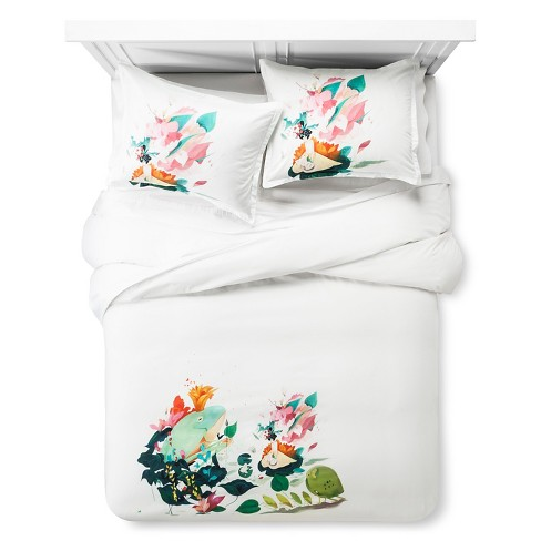 Artwork Series: 'Wedding Day' by Jon Lau Duvet Cover Set - AiR® - image 1 of 2