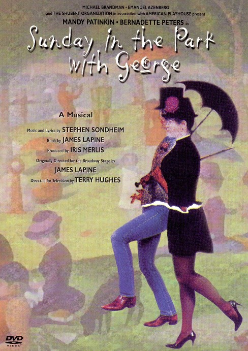 Sunday in the park with george (DVD) - image 1 of 1