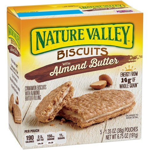 Nature Valley™ Almond Butter Biscuits - 6 75oz