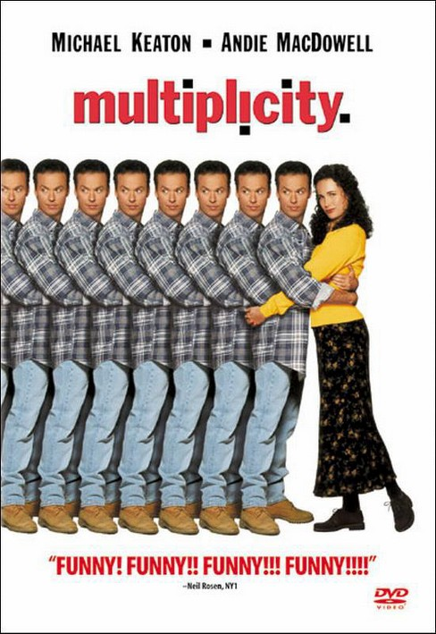 Multiplicity (DVD) - image 1 of 1
