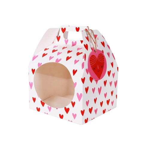 6ct Valentine's Day Gifting Box with Tag - Spritz™ - image 1 of 1