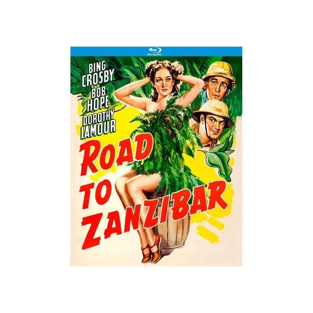 Road To Zanzibar Blu Ray 2019