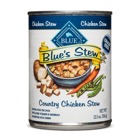 Blue Buffalo Chicken Stew - Wet Dog Food - 12.5oz - image 1 of 2