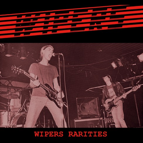 Wipers - Wipers rarities (Vinyl) - image 1 of 1