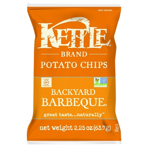 Kettle® Backyard Barbeque Potato Chips - 2.25oz - image 1 of 1