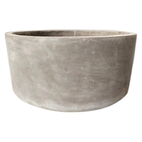 Miraculous 3 75 Tabletop Concrete Planter Gray Project 62 Interior Design Ideas Apansoteloinfo