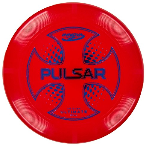 Innova Disc Golf Pulsar Ultimate Disc - Red - image 1 of 1