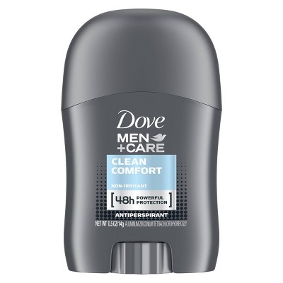 Deodorant: Dove Men+Care Antiperspirant & Deodorant Stick