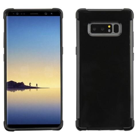 MYBAT For Samsung Galaxy Note 8 Black Hard TPU Case Cover - image 1 of 3
