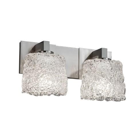 "Justice Design Group GLA-8922-30-LACE Veneto Luce 16"" Bathroom Vanity Light - image 1 of 1"