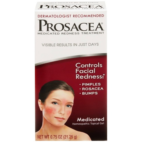 Prosacea Rosacea Treatment Gel 0 75oz Target