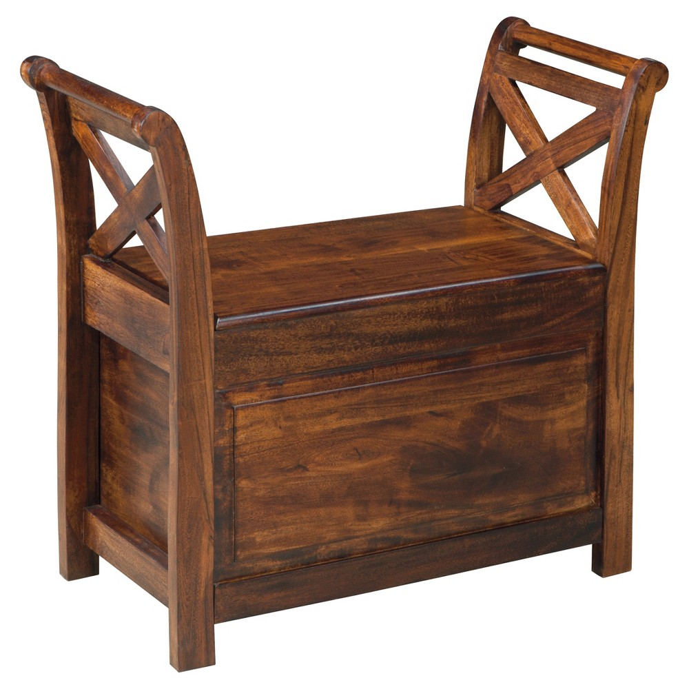 Bench Brown - Signature Design by Ashley