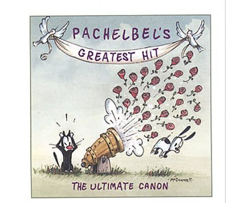 Various - Pachelbel's greatest hit (CD) - image 1 of 1