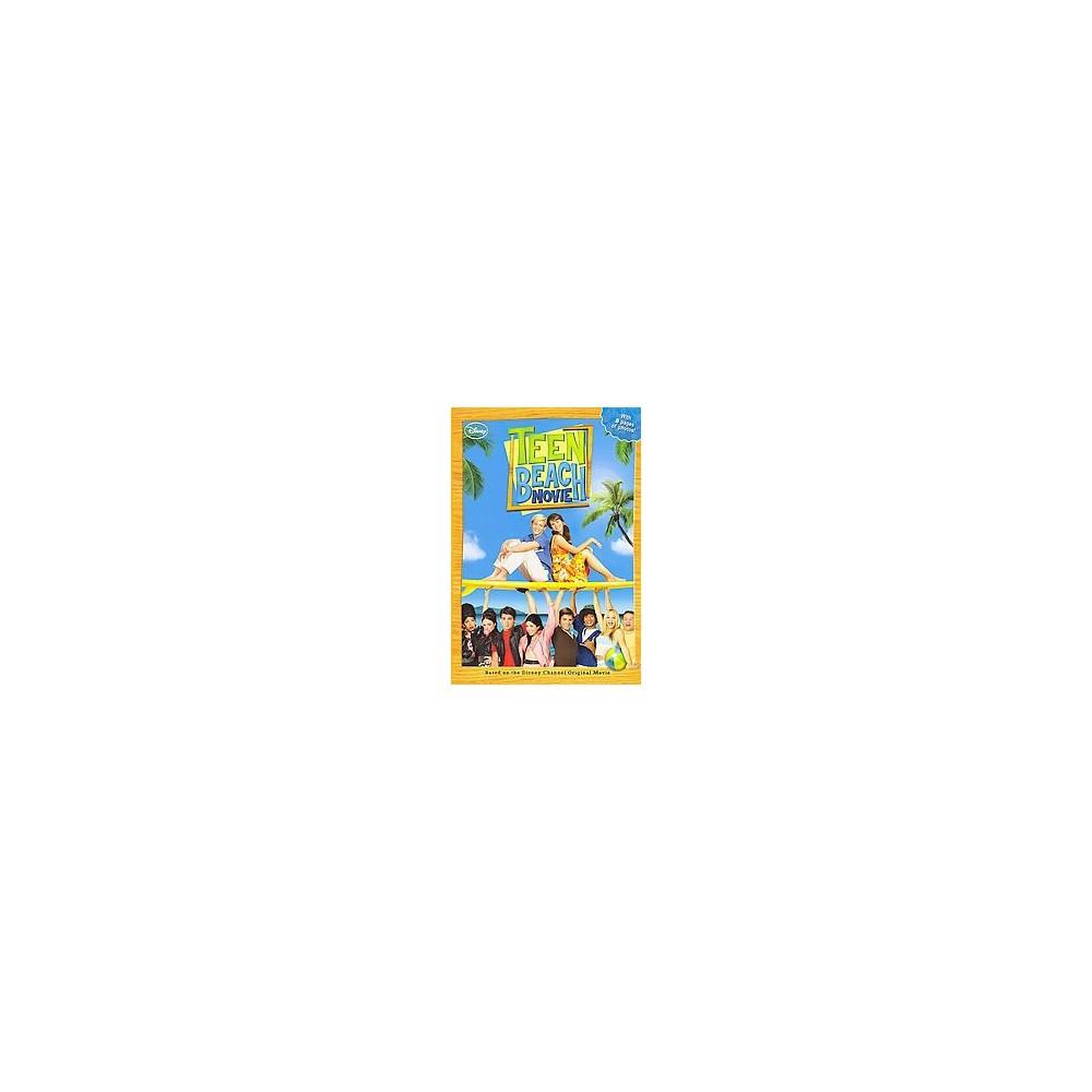 Teen Beach Movie (Paperback) by Sarah Nathan