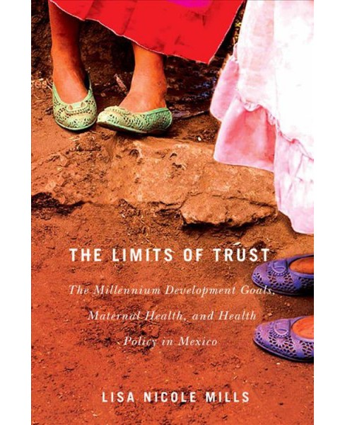 Limits of Trust : The Millennium Development Goals, Maternal Health, and Health Policy in Mexico - image 1 of 1