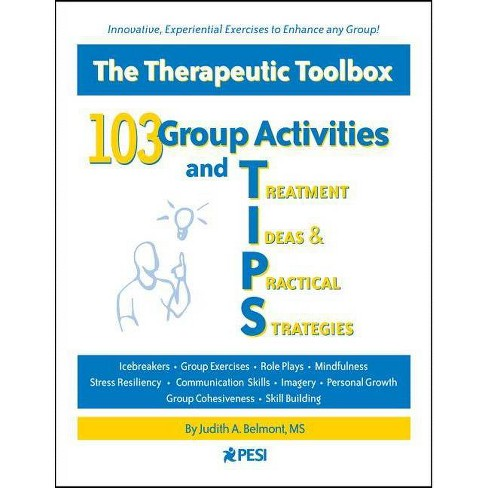 103 Group Activities and Treatment Ideas & Practical Strategies - by  Judith A Belmont (Spiral_bound) - image 1 of 1