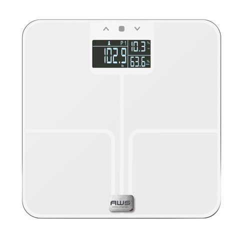 Achiever Digital Bathroom Scale - American Weigh Scales - image 1 of 3