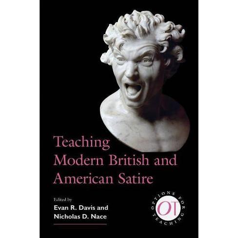 Teaching Modern British and American Satire - (Paperback) - image 1 of 1