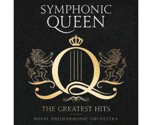 Royal philharmonic o - Symphonic queen:Greatest hits (CD) - image 1 of 1