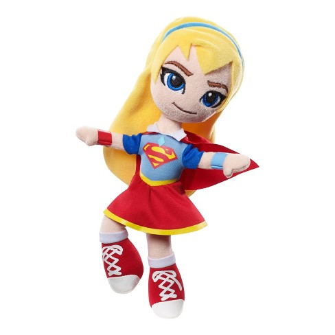 DC Super Hero Girls Supergirl Mini Plush Doll - image 1 of 4