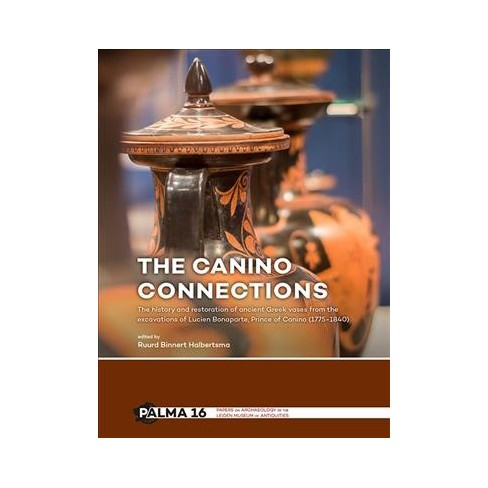 Canino Connections The History And Restoration Of Ancient Greek