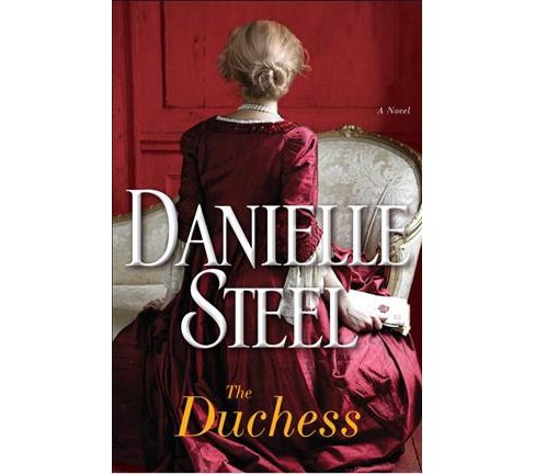 Duchess -  (Random House Large Print) by Danielle Steel (Paperback) - image 1 of 1