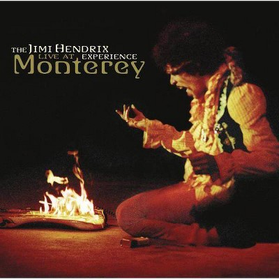 Jimi Hendrix Experience - Jimi Hendrix Experience: Live at Monterey (CD)