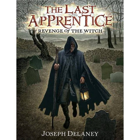The Last Apprentice: Revenge of the Witch (Book 1) - by  Joseph Delaney (Hardcover) - image 1 of 1