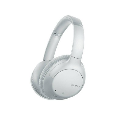 Sony WHCH710N Noise Cancelling Wireless  Over-Ear Headphones - White