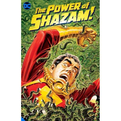 The Power of Shazam! Book 2: The Worm Turns - by  Jerry Ordway (Hardcover)