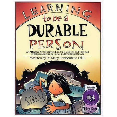 Learning to Be a Durable Person - by  Mary Hennenfent (Paperback) - image 1 of 1