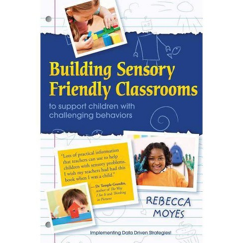 Building Sensory Friendly Classrooms to Support Children with Challenging Behaviors - (Paperback) - image 1 of 1