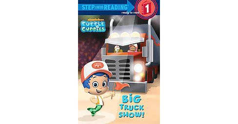 Big Truck Show! (Paperback) by Mary Tillworth - image 1 of 1