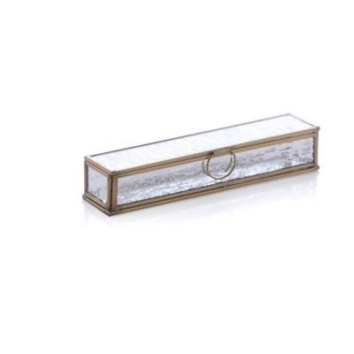 Mercure Long Box  - Gold - Shiraleah