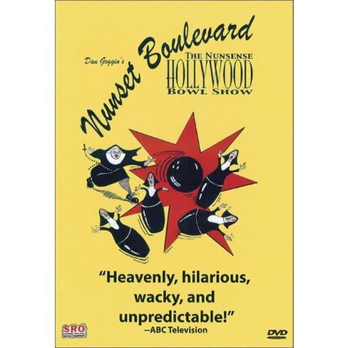 Nunset Boulevard: Nunsense Hollywood Bowl Show (DVD) - image 1 of 1