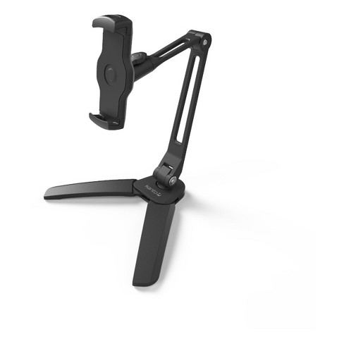 Kanto DS250 Universal Phone and Tablet Stand with Extended Arm (Black) - image 1 of 4