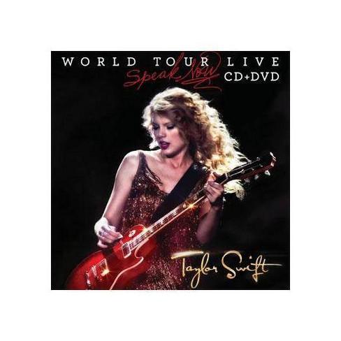 Taylor Swift: Speak Now World Tour Live (DVD) - image 1 of 1