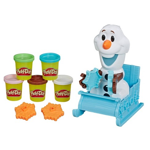 Play-Doh Featuring Disney Frozen Olaf's Sleigh Ride - image 1 of 4