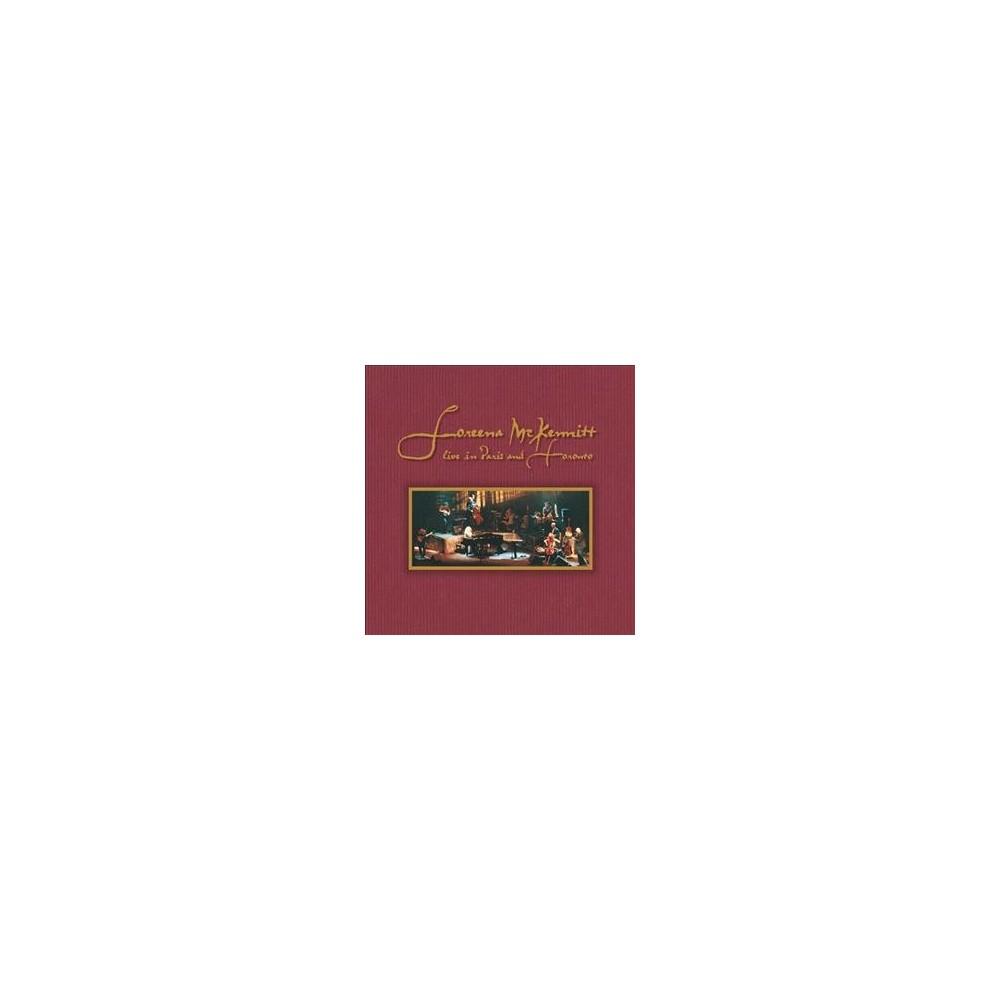 Loreena Mckennitt - Live In Paris & Toronto (Vinyl)
