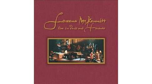 Loreena Mckennitt - Live In Paris & Toronto (Vinyl) - image 1 of 1