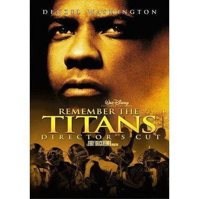 Remember The Titans (DVD)(2006)