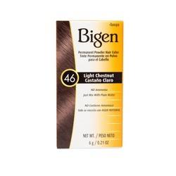 Bigen Permanent Powder Hair Color - 59 Oriental Black - 0 21oz : Target