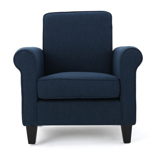 Freemont Club Chair - Christopher Knight Home - image 1 of 4