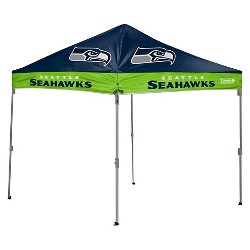 Coleman NFL 10'x10' Straight Leg Canopy Tent