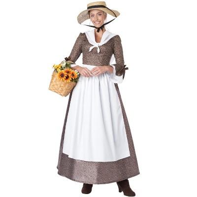 California Costumes American Colonial Dress Adult Costume