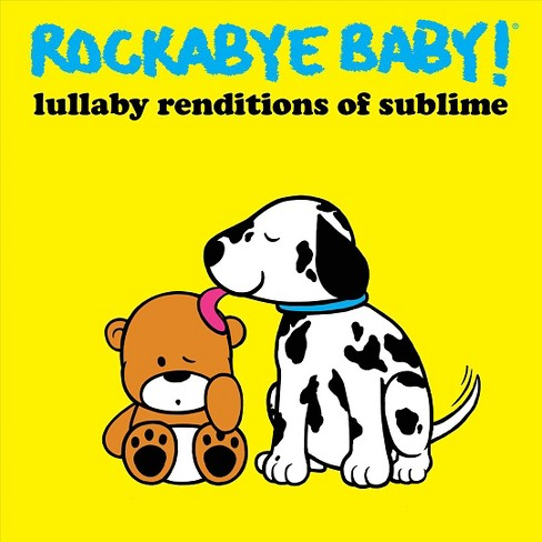 Various - Rockabye baby:Sublime lullaby renditi (CD) - image 1 of 1